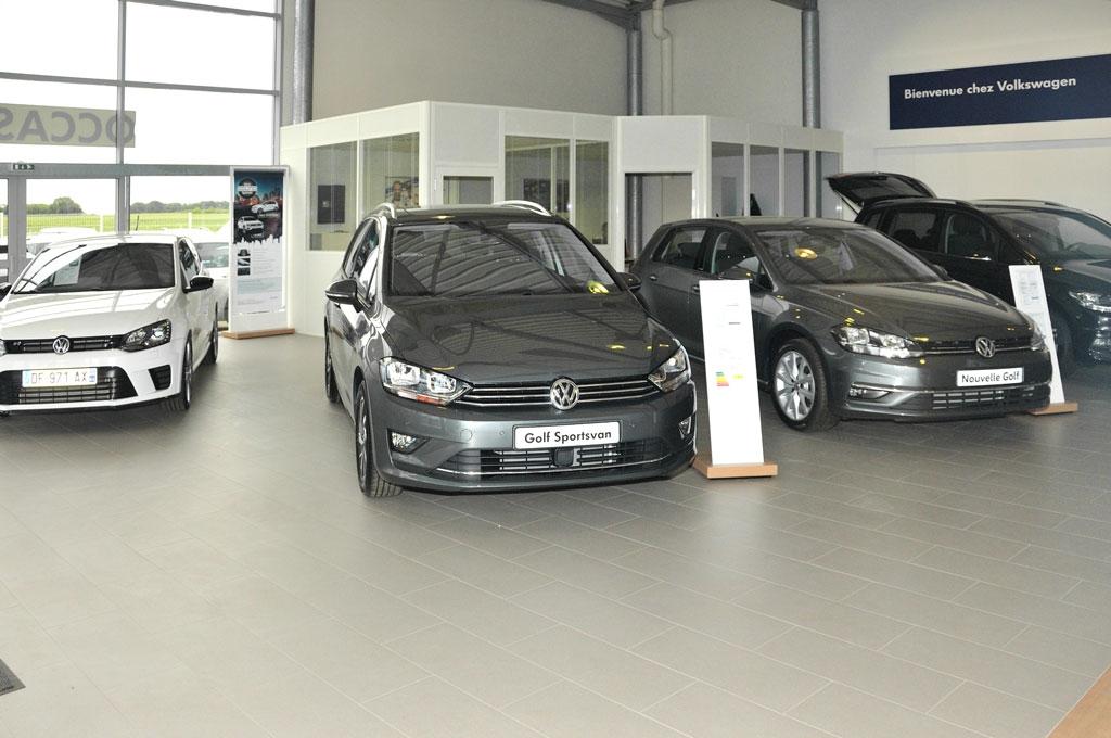Véhicules Volkswagen neufs