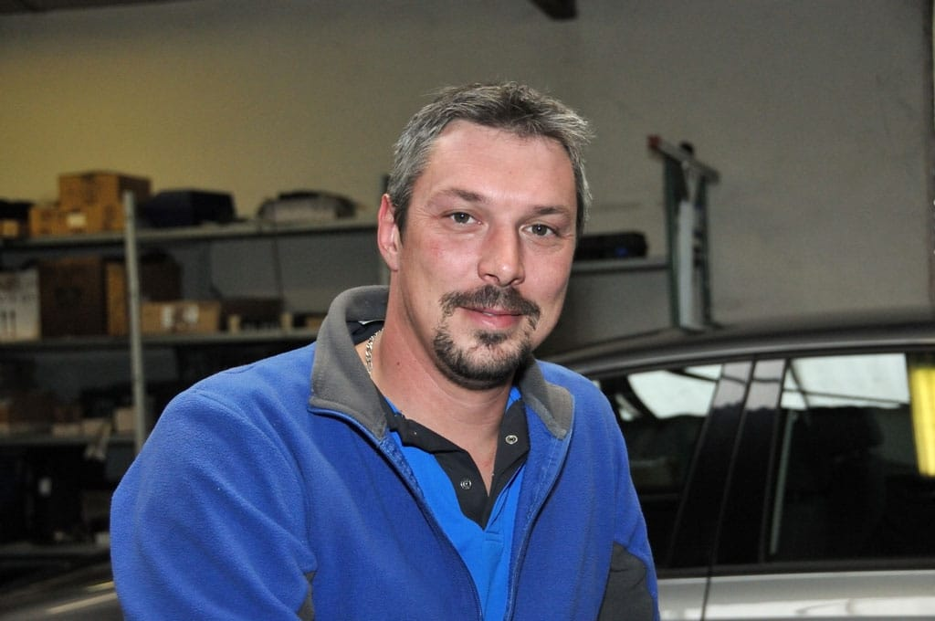 Technicien du Garage Bourion